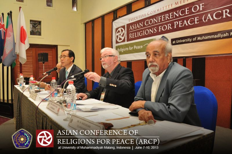 Asian Conference of Religious for Peace II
